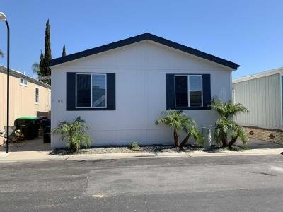 Mobile Home at 1782 Nisson Rd #64 Tustin, CA 92780