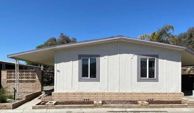 Mobile Home at 3000 S. Chester Ave. Sp. 80 Bakersfield, CA 93304