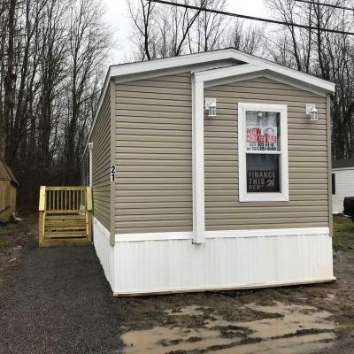 Mobile Home at 2469 State Route 444, Lot 21 Bloomfield, NY 14469