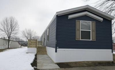 Mobile Home at 043-2 Golfview Court North Liberty, IA 52317
