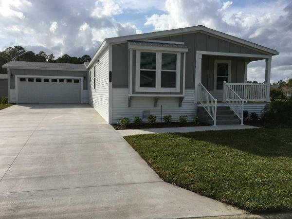 2020 Palm Harbor Raleigh w/ Full Rear Porch Mobile Home