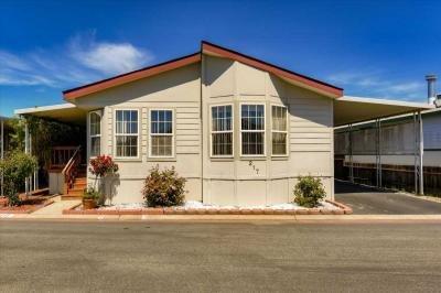 Mobile Home at 1085 Tasman Dr. #217 Sunnyvale, CA 94089