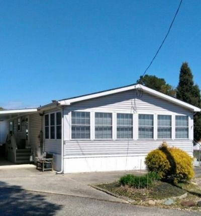 Mobile Home at 1621 S. Shore Rd #24 Ocean View, NJ 08230