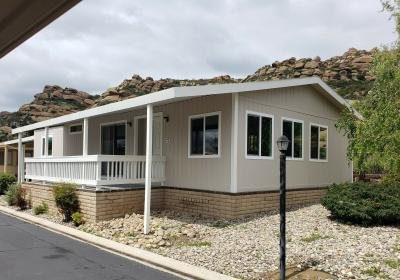 Mobile Home at 24303 Woolsey Canyon Rd.  #51 West Hills, CA 91304
