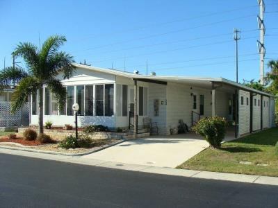 Mobile Home at 388 Horizon Drive North Fort Myers, FL 33903