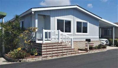 Mobile Home at 203 Parrot  Fountain Valley, CA 92708