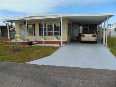Mobile Home at 327 Desoto Nokomis, FL 34275