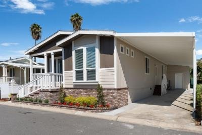 Mobile Home at 15111 Pipeline #206 Chino Hills, CA 91709
