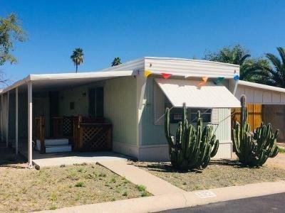 Mobile Home at 9421 E Main ST #152 Mesa, AZ 85213