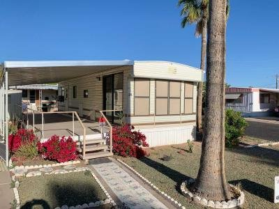 Mobile Home at 1131 S. Meridian Rd, #18 Apache Junction, AZ 85120