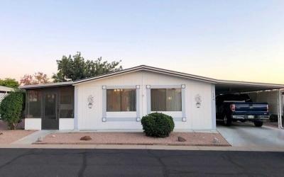 Mobile Home at 6209 E Mckellips Mesa, AZ 85215