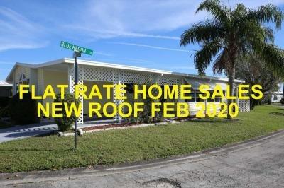 Mobile Home at 8775 20TH STREET LOT 430 Vero Beach, FL 32966
