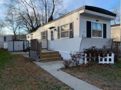 Mobile Home at 21 Camila Drive Pennsville, NJ 08070