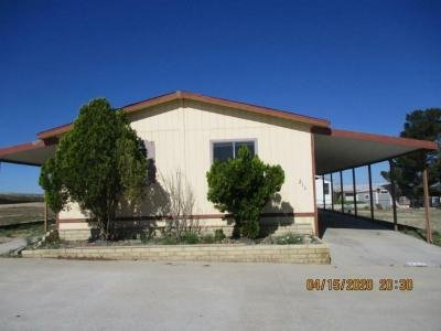 Mobile Home at 2494 W. Main St. Sp. 211 Barstow, CA 92311