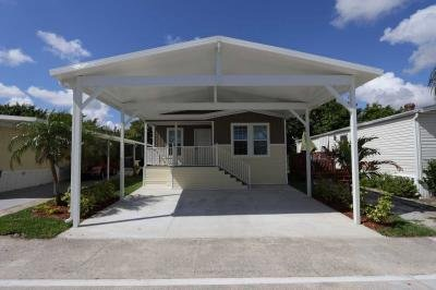 Mobile Home at 100 Plantation Blvd Lake Worth, FL 33467