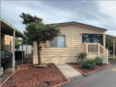 Mobile Home at 107 Monaco Lane #33 Santa Ana, CA 92703