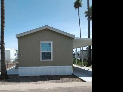 Mobile Home at 4400 W. Missouri Ave #274 Glendale, AZ 85301