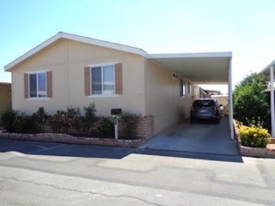 Mobile Home at 675 West Oakland Ave. Spc D-11 Hemet, CA 92543