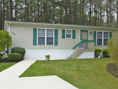Mobile Home at 33 SHENANDOAH DRIVE Sicklerville, NJ 08081