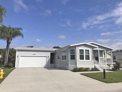 Mobile Home at 6104 AVENIDA LAS COLINAS North Fort Myers, FL 33903