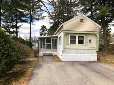 Mobile Home at 7 Manorcrest Drive Nashua, NH 03062