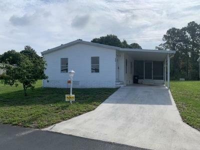 Mobile Home at 490 Thames Bluff Ridge Fort Pierce, FL 34982