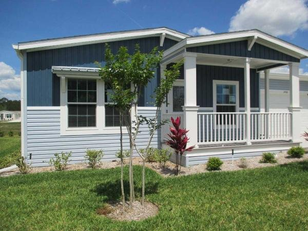 2019 Homes of Merit Cedar Key  Manufactured Home