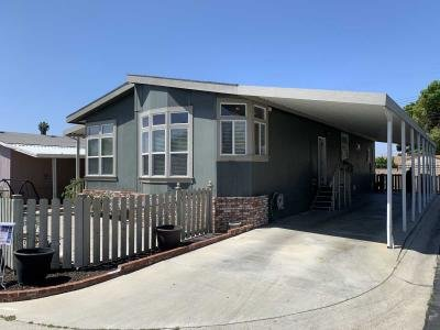 Mobile Home at 11250 Ramona Avenue #701 Montclair, CA 91763