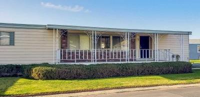 Mobile Home at 5815 E. La Palma, Space #198 Anaheim, CA 92807