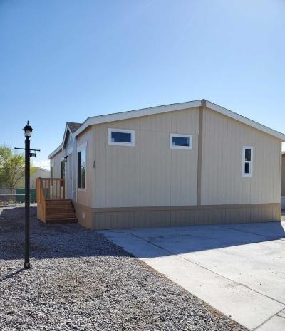 Mobile Home at 32 Carol St. Sp. 33A West Wendover, NV 89883