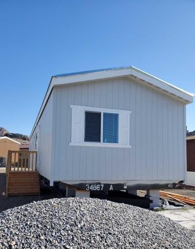 Mobile Home at 32 Carol St. Sp. 46A West Wendover, NV 89883