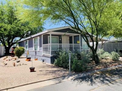 Mobile Home at 7570 E. Speedway #411 Tucson, AZ 85710