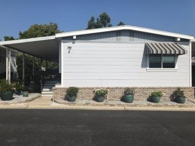Mobile Home at 3945 Bradford #7 La Verne, CA 91750