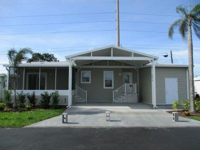 Mobile Home at 1016 52nd Avenue Terrace W Bradenton, FL 34207