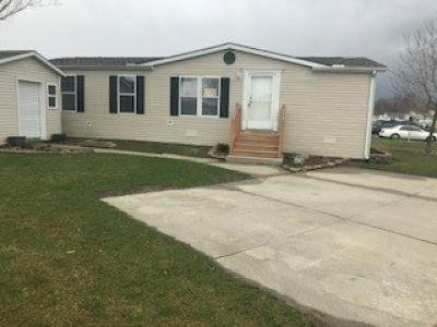 Mobile Home at 291 Mallard Ln Capac, MI 48014