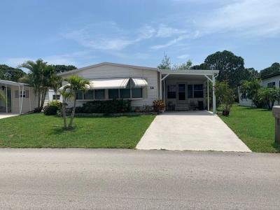 Mobile Home at 26 Calle Del Lagos Fort Pierce, FL 34951