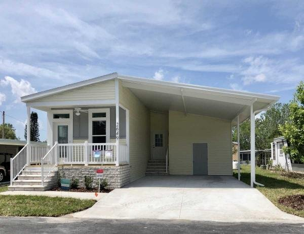 2020 Palm Harbor The Fairview Mobile Home
