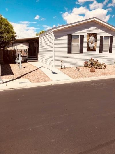 Mobile Home at 6420 E. Tropicana Ave #269 Las Vegas, NV 89122