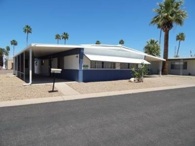 Mobile Home at 120 N Val Vista Dr. #149 Mesa, AZ 85213