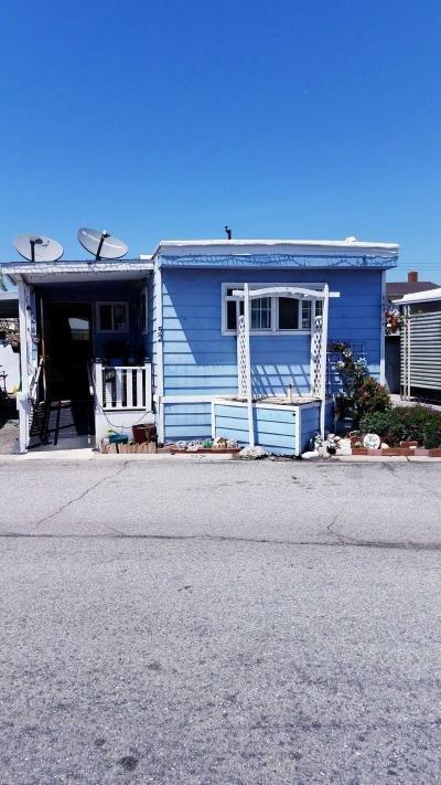Mobile Home at 21425 Avalon Bl. #52 Carson, CA 90745