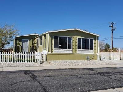 Mobile Home at 2001 Windbreak Dr #1 Rosamond, CA 93560