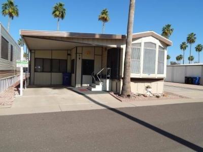 Mobile Home at 4860 E Main St. #h19 Mesa, AZ 85205