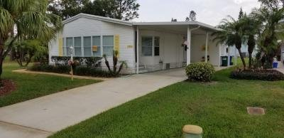 Mobile Home at 3303 EAST DERRY DRIVE Sebastian, FL 32958