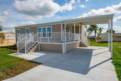 Mobile Home at 25501 Trost Blvd Lot 14-68 Bonita Springs, FL 34135