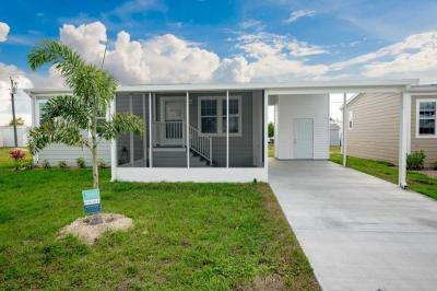 Mobile Home at 25501 Trost Blvd Lot 6-8 Bonita Springs, FL 34135