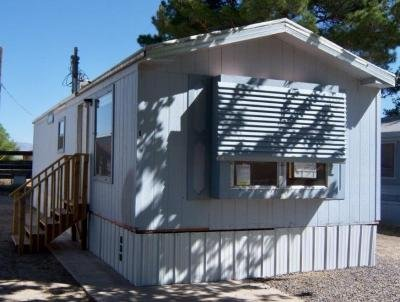 Mobile Home at 1600 E. Highway 70. Sp. 8 Safford, AZ 85546