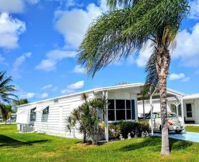 Mobile Home at 19 Flores Port Saint Lucie, FL 34952