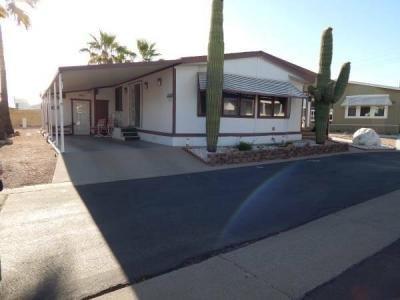 Mobile Home at 11101 E University #22 Apache Junction, AZ 85120