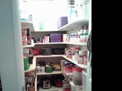Large pantry!