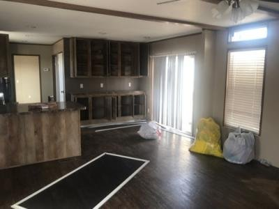Mobile Home at UMBRELLA CYN RD 3.5 M E OF BAAHAALI CHP Vanderwagen, NM 87326